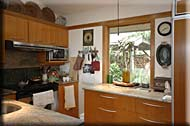 Vacation Rental Kitchen