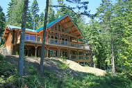 Gowlland Point Place Gulf Islands Rental